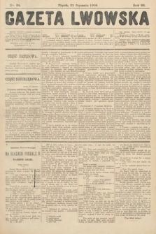 Gazeta Lwowska. 1908, nr24
