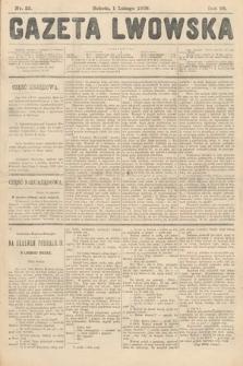 Gazeta Lwowska. 1908, nr25