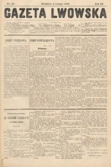 Gazeta Lwowska. 1908, nr26