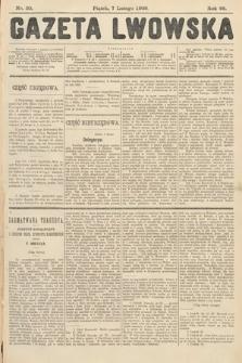 Gazeta Lwowska. 1908, nr30