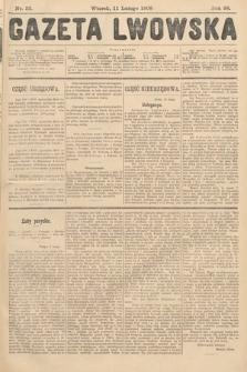 Gazeta Lwowska. 1908, nr33