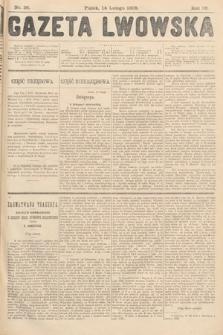 Gazeta Lwowska. 1908, nr36