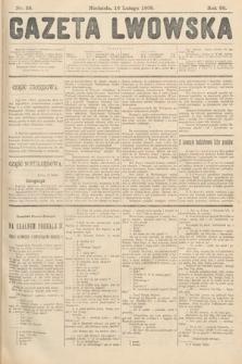 Gazeta Lwowska. 1908, nr38