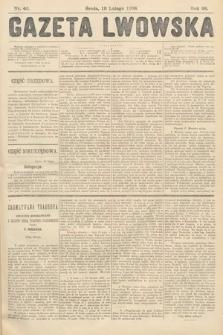 Gazeta Lwowska. 1908, nr40