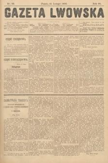 Gazeta Lwowska. 1908, nr42