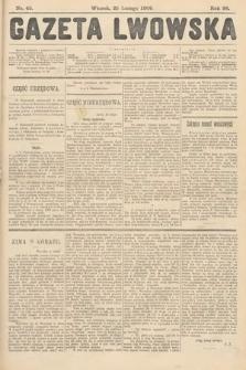 Gazeta Lwowska. 1908, nr45