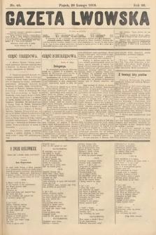 Gazeta Lwowska. 1908, nr48