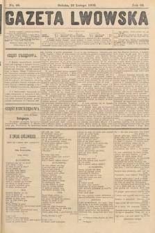 Gazeta Lwowska. 1908, nr49