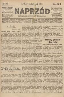 Naprzód : organ polskiej partyi socyalno-demokratycznej. 1901, nr125