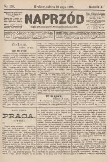 Naprzód : organ polskiej partyi socyalno-demokratycznej. 1901, nr135