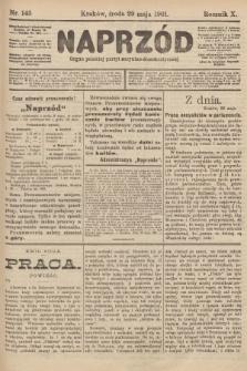 Naprzód : organ polskiej partyi socyalno-demokratycznej. 1901, nr145