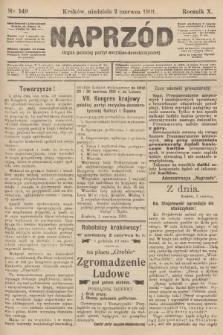 Naprzód : organ polskiej partyi socyalno-demokratycznej. 1901, nr149