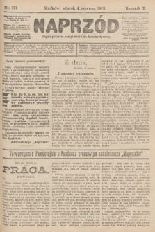 Naprzód : organ polskiej partyi socyalno-demokratycznej. 1901, nr151