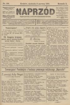 Naprzód : organ polskiej partyi socyalno-demokratycznej. 1901, nr156