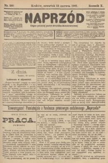 Naprzód : organ polskiej partyi socyalno-demokratycznej. 1901, nr160