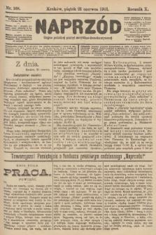 Naprzód : organ polskiej partyi socyalno-demokratycznej. 1901, nr168