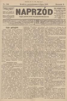Naprzód : organ polskiej partyi socyalno-demokratycznej. 1901, nr184