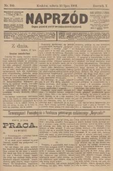 Naprzód : organ polskiej partyi socyalno-demokratycznej. 1901, nr189