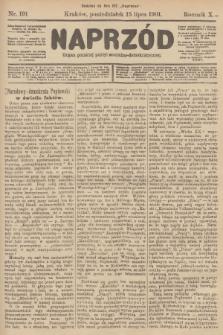Naprzód : organ polskiej partyi socyalno-demokratycznej. 1901, nr191