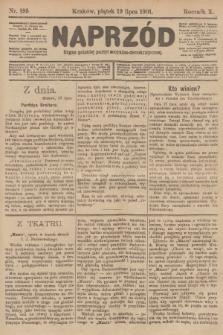 Naprzód : organ polskiej partyi socyalno-demokratycznej. 1901, nr195