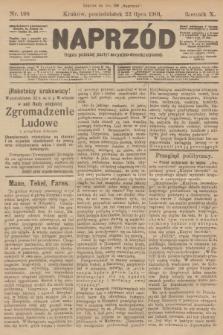 Naprzód : organ polskiej partyi socyalno-demokratycznej. 1901, nr198