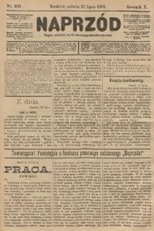 Naprzód : organ polskiej partyi socyalno-demokratycznej. 1901, nr203