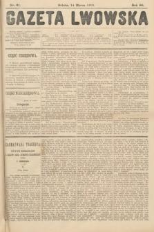 Gazeta Lwowska. 1908, nr61
