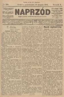 Naprzód : organ polskiej partyi socyalno-demokratycznej. 1901, nr226