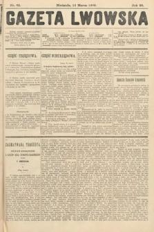 Gazeta Lwowska. 1908, nr62