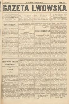 Gazeta Lwowska. 1908, nr63