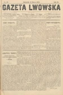 Gazeta Lwowska. 1908, nr65