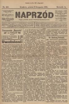 Naprzód : organ polskiej partyi socyalno-demokratycznej. 1901, nr301