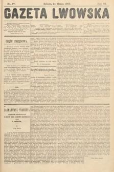 Gazeta Lwowska. 1908, nr67