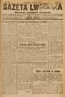 Gazeta Lwowska. 1924, nr121