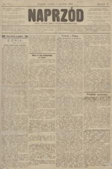 Naprzód : organ polskiej partyi socyalno-demokratycznej. 1901, nr332