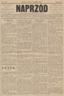 Naprzód : organ polskiej partyi socyalno-demokratycznej. 1901, nr336