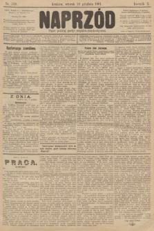 Naprzód : organ polskiej partyi socyalno-demokratycznej. 1901, nr339