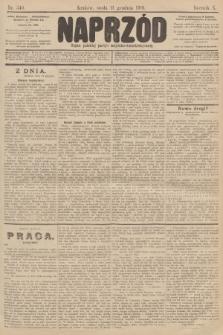 Naprzód : organ polskiej partyi socyalno-demokratycznej. 1901, nr340