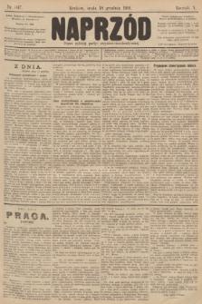 Naprzód : organ polskiej partyi socyalno-demokratycznej. 1901, nr347