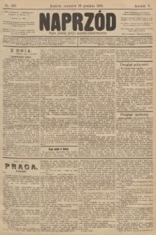 Naprzód : organ polskiej partyi socyalno-demokratycznej. 1901, nr348