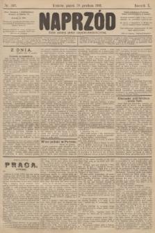 Naprzód : organ polskiej partyi socyalno-demokratycznej. 1901, nr349