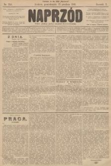 Naprzód : organ polskiej partyi socyalno-demokratycznej. 1901, nr352