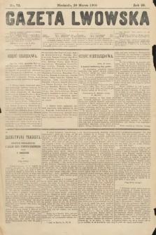 Gazeta Lwowska. 1908, nr73