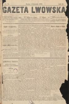 Gazeta Lwowska. 1908, nr75