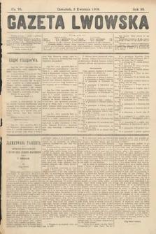 Gazeta Lwowska. 1908, nr76