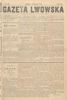 Gazeta Lwowska. 1908, nr77