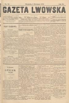 Gazeta Lwowska. 1908, nr79