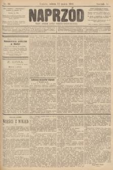 Naprzód : organ polskiej partyi socyalno-demokratycznej. 1902, nr80