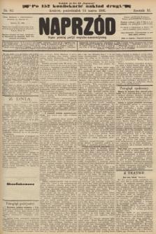 Naprzód : organ polskiej partyi socyalno-demokratycznej. 1902, nr82 (po konfiskacie nakład drugi)