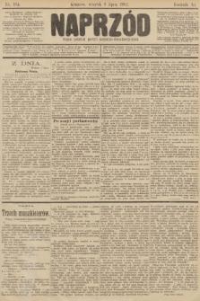 Naprzód : organ polskiej partyi socyalno-demokratycznej. 1902, nr184